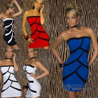 Wholesale Woman Mini Tee Dress Fish Scale Pattern Tight Party Evening G string Set NVIE order lt no track