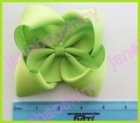 abc red - Newests ABC hair bows Boutique hair bows girl hair bows clips