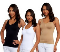 bag shaper - Cami shaper by Genie in Garment with Removable Pads camishaper Look Thinner Instantly the Ultimate High Quality IN OPP Bag
