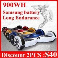 skateboard wheels - High Power HK2 W Portable Two Wheel electric unicycle Mah Samsung Battery Self Balancing Motor Skateboard Adult electric scooter
