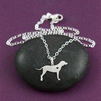 Собаководство Цены-2015 Limited новый слой ожерелье Colar Coonhound ожерелье собаки ювелирных изделий Порода Pet Персонализированные Животные памятный подарок Охотники