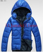 Wholesale 2015 new top quality men s down jacket brand goose down jackets fashion winter coat parka men