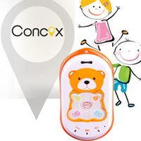 baby bear called - Children Kids Mini Mobile Cell Phone GPS Tracking SOS Call SMS Voice Monitoring Baby Bear Quad band GSM Emergency Dialing Concox GK301 Child