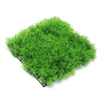 Wholesale Best Promotion Aquarium Artificial Aquatic Grass Plants Fish Tank Ornament Plant For Decoration Aquarium Accessories