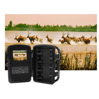 Wholesale High Bright Portable Rain proof Wildlife Hunting Camera HD Digital Infrared Scouting Trail Camera nm IR Motion Triggered