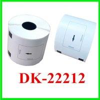 printer ribbon - DK mm m black on white DK label tape compatible brother DK printer Ribbons Printer Supplies color printer ribbon