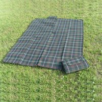 Wholesale Waterproof Outdoor Beach Camping Picnic Moistureproof Mat Blanket
