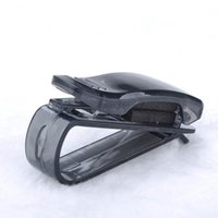 Wholesale Cheap Car Clip New Car Visor Glasses Clip Sunglasses Business Bank Card Ticket Holder Clip FYMPJ132 Y5