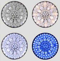 cornucopia - Crystal Light LED Ceiling circular living room restaurant bedroom lamp lighting lamps modern fashion cornucopia