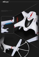 Wholesale MJX X400 RC Quadcopter with Camera FPV iPhone Android Wifi Remote Control Helicopter UFO Drone GPS DHL free