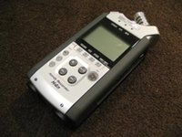 Wholesale Used ZOOM H4N recorder portable recorder sound effects