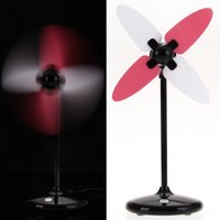 Wholesale New Fashinable High Speed Motor Small Electric Mini Fan USB Charge NVIE order lt no track