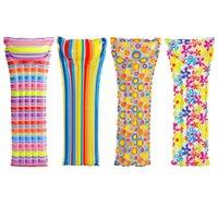 Wholesale x cm Fashionable Printing Pattern PVC Floating Mat Color Random