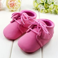 Wholesale 2015 retail Baby Infant Girl Tassels Warm Shoes Soft Boots Toddler Tassel Shoes Prewalkers