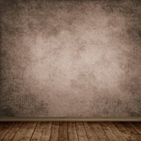 Wholesale Thin Vinyl Photo Studio Backgrounds with Retro Wall Floor Photography Backdrops Cheap Photography Backdrops x10ft ZZ335