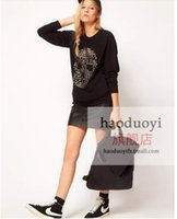 Cheap Leopard Long T shirts Best Girl 5T-6T Punk T shirts