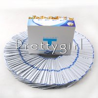 Wholesale Aluminium Foil Nail Art Soak Off Acrylic Gel Polish Nail Wraps Remover Tools Kit