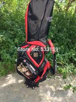 Wholesale ZIPANG ryukyu ball bag mirror the lion golf bag limited edition package
