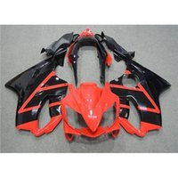 Wholesale Fit Honda Motorcycle Fairing Kit CBR600 F4I Year Red Black Brilliant Motorbike Parts ABS Injection Molding