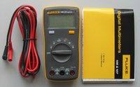Wholesale New FLUKE F106 Palm sized Digital Multimeter smaller than F15B