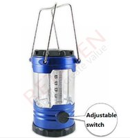 Wholesale Compass Portable Outdoor Camping Led Hiking Lanterns Camping Lantern Light LED Lantern Outdoor Tent Portable Emergency Lamp With camping