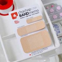 band aid types - Free ship set Creative Band Aid type Notepad sticky note Memo message post Fashion Gift
