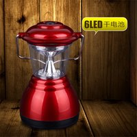 battery powered led lantern - LED Portable Lanterns LED Outdoor Lamps Camping Lights Tent Lights Headlamp Portable Lanterns White Light battery Powered Hiking Lamp