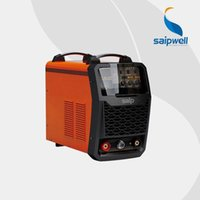 Wholesale Saipwell High Duty cycle Portable IGBT DC inverter MIG MAG MMA welding machine equipment MIG for russian area