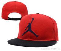 Wholesale Good Quanlity basketball Letter snapback cap hat Canvas Spring Summer Fall Woman Man Fashion Design