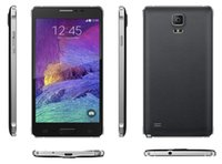 Wholesale Note Quad Core N910C G LTE Show MTK6582 GB GB Pixels inch QHD IPS Screen Android4 Dual Camera MP MP DHL