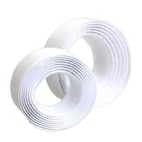 hook and loop fasteners - Cu3 Strong Self Adhesive Magic Hook and Loop Tape Fastener m White