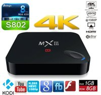 Cheap Quad Core 10pcs TV Box MXIII MX3 Best Included 1920X1080 Android Smart android TV Box