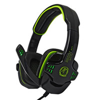 Wholesale The new professional gaming headset ROOT M170 headset computer gaming headset bass headset luminous headphones LOL