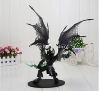 dc - DC Unlimited WOW World of Warcraft SERIES DC Black Illidan Stormrage Action Figure inches