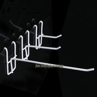 accessory jewelry store - cm L Store Pegboard Hook Jewelry Display Stand Retail Metal Hanger Racks Holder Steel Hook Store Display Accessories