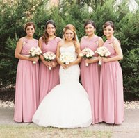 Dusty Mauve Bridesmaid Dresses 77897 | RIMEDIA