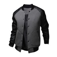 american university baseball - Fall Mens American Style Varsity Baseball Letterman College University Jacket Coat Outwear Men s Winter Jacket MD578