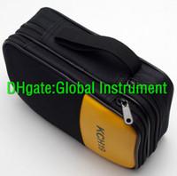 Wholesale Double Layer Zipper Carrying Case KCH19 For Fluke II II V LH41A
