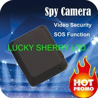 Wholesale Mini Camcorders Mini Camera Spy Cam GSM Monitor Video Recorder Quad Band SIM Card GSM Hidden Camera Webcam