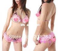Wholesale Wholeslae Hot Selling Sexy Lingerie colorful open bra panty Sleepwear Underwear Uniform Kimono Costume