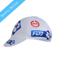 Wholesale 2016 team FDJ High Quality Hat gorras ciclismo mtb Riding Headscarf Outdoor Sport bandana ciclismo Bicycle Headband Cycling Cap