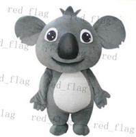 Wholesale Lowest Price High quality Koala Mascot Costumes Adult Size for Halloween party Mascot Costumes LLY339AA