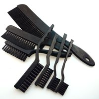 Wholesale 7pcs set Anti Static Brush ESD Hairbrush PCB Cleaning Brush BGA Brush