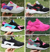 woman shoes casual - shoes men women huarache sport shoes sneakers chaussure femme homme casual running shoes colors