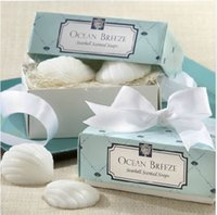 Bath & Soaps Favors bath soap stock - 2015 cute Tiny shells soaps gift of wedding gift back to the guest wedding supplies in stock