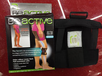 Wholesale Beactive Pressue Point Brace Back Pain Acupressure Sciatic Nerve Be Active black Free by DHL