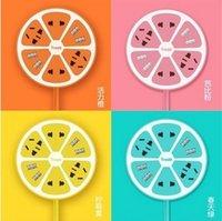 Wholesale Lemon U station USB multifunctional charger adorable chaxianban socket lemon creative intelligence