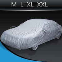 Wholesale UNIVERSAL Anti UV RAIN Dustproof SNOW RESISTANT SEDAN WATERPROOF OUTDOOR FULL CAR COVER XXL