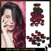 Cheap Cheap Two Tone Ombre Wigs Best Brazilian Body Wave