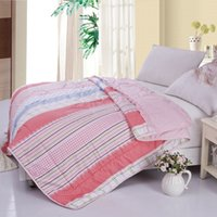 Wholesale South Korean style design cotton quilt is very healthy and comfortable in summer XBGC06